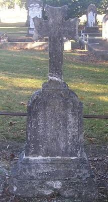 Picture of Makaraka cemetery, block MKA, plot 5.