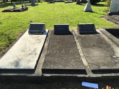 Picture of Makaraka cemetery, block MKB, plot 118.