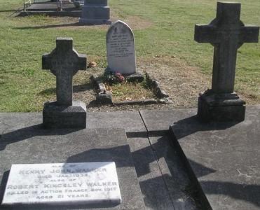 Picture of Makaraka cemetery, block MKB, plot 180.