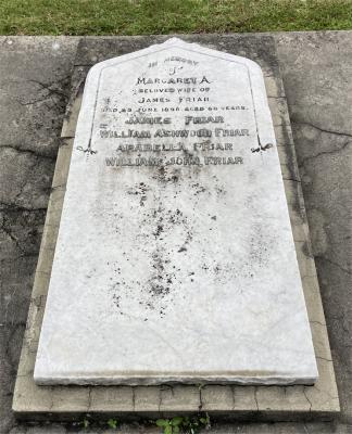 Picture of Makaraka cemetery, block MKB, plot 99.