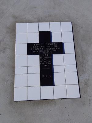 Picture of Makaraka cemetery, block MKC, plot 1426.