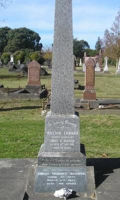 Picture of Makaraka cemetery, block MKC, plot 1428.