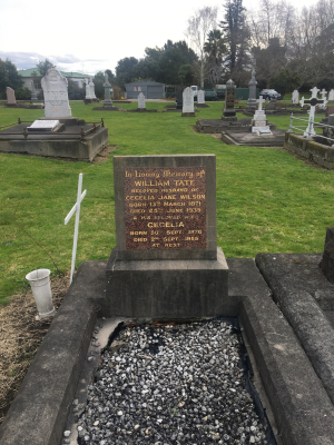 Picture of Makaraka cemetery, block MKC, plot 908.