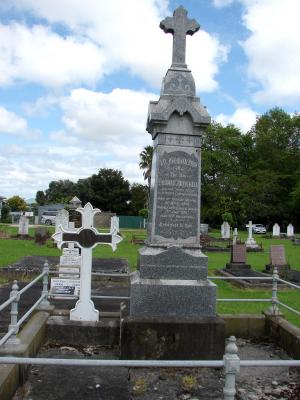 Picture of Makaraka cemetery, block MKC, plot 939.