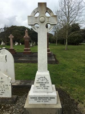 Picture of Makaraka cemetery, block MKC, plot 949.