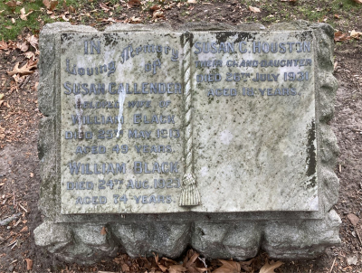 Picture of Makaraka cemetery, block MKE, plot 1496.