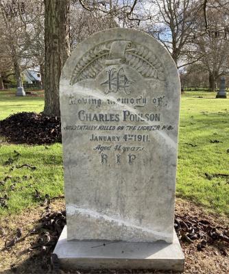 Picture of Makaraka cemetery, block MKF, plot 1308.