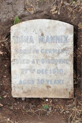 Picture of Makaraka cemetery, block MKF, plot 1309.