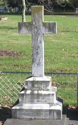 Picture of Makaraka cemetery, block MKF, plot 991.