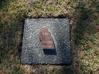 Picture of Makaraka cemetery, block MKG, plot 339.