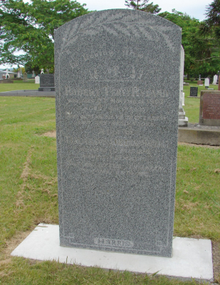 Picture of Makaraka cemetery, block MKG, plot 486.