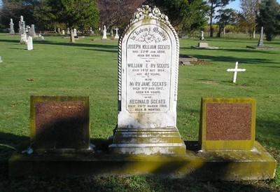 Picture of Makaraka cemetery, block MKG, plot 499.