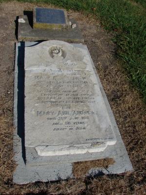 Picture of Makaraka cemetery, block MKG, plot 530.
