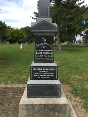 Picture of Makaraka cemetery, block MKG, plot 710.