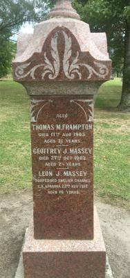 Picture of Makaraka cemetery, block MKH, plot 241.