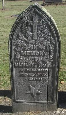 Picture of Makaraka cemetery, block MKH, plot 280.