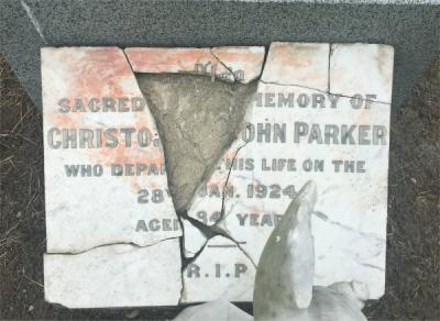 Picture of Makaraka cemetery, block MKH, plot 476.