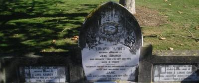 Picture of Makaraka cemetery, block MKL, plot 818.