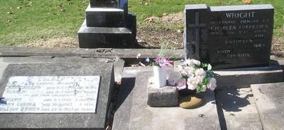 Picture of Makaraka cemetery, block MKL, plot 830.