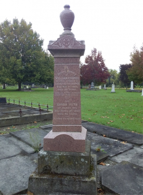 Picture of Makaraka cemetery, block MKL, plot C.