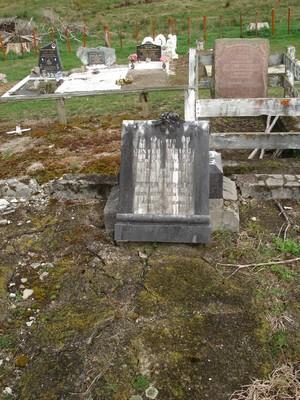 Picture of Motu cemetery, block MOTU1, plot 21.