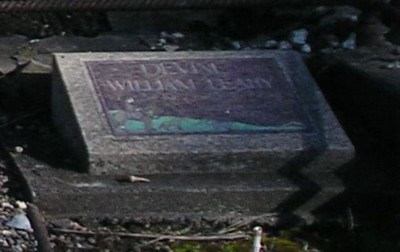 Picture of Ormond cemetery, block ORM1, plot 127.