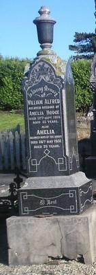 Picture of Ormond cemetery, block ORM1, plot 130.