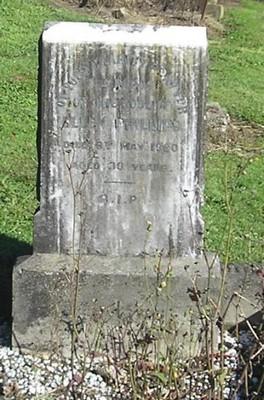 Picture of Ormond cemetery, block ORM1, plot 79.