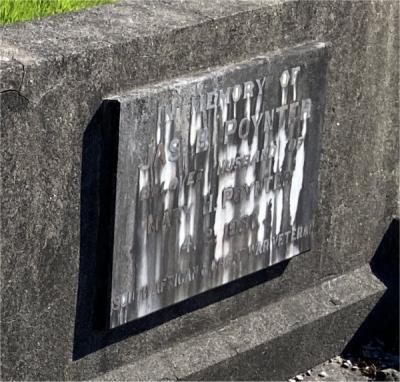 Picture of Ormond cemetery, block ORM1, plot 94.