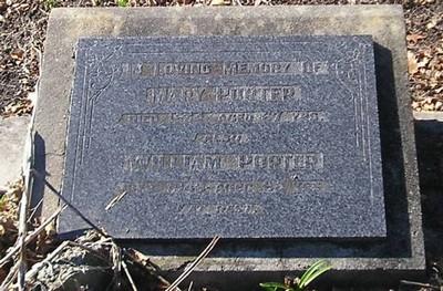 Picture of Ormond cemetery, block ORM2, plot 20.