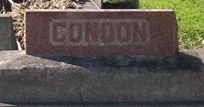Picture of Ormond cemetery, block ORM2, plot 28.