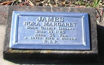 Picture of Ormond cemetery, block ORM2, plot 29.