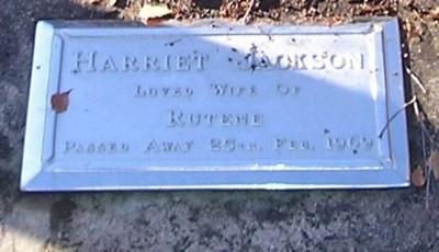 Picture of Ormond cemetery, block ORM2, plot 54.