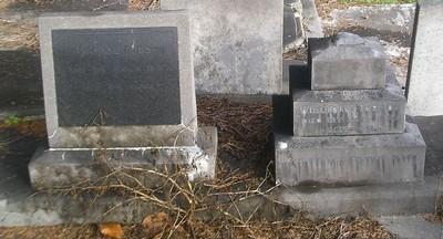 Picture of Ormond cemetery, block ORM3, plot 11.