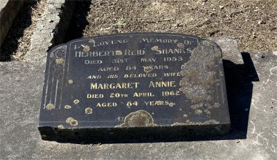 Picture of Ormond cemetery, block ORM3, plot 56.