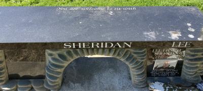 Picture of Ormond cemetery, block ORM3, plot 94.