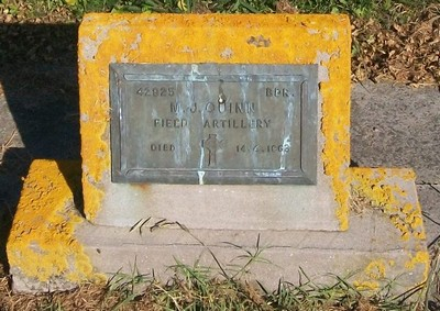 Picture of Patutahi cemetery, block PATD, plot 5.