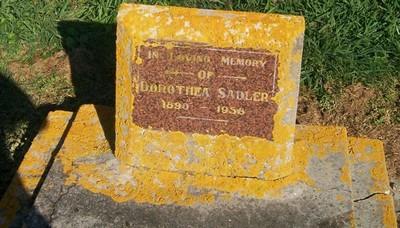 Picture of Patutahi cemetery, block PATE, plot 40.