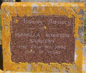Picture of Patutahi cemetery, block PATGA, plot 14.