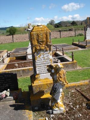Picture of Patutahi cemetery, block PATG, plot 29.