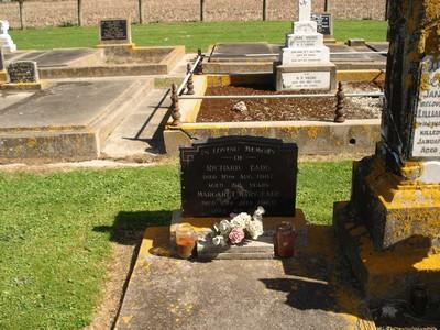 Picture of Patutahi cemetery, block PATG, plot 30.