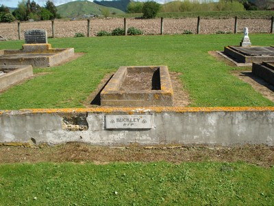 Picture of Patutahi cemetery, block PATG, plot 34.