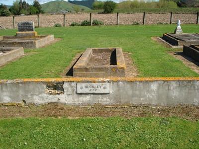 Picture of Patutahi cemetery, block PATG, plot 34.