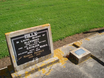 Picture of Patutahi cemetery, block PATG, plot 6.