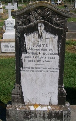 Picture of Patutahi cemetery, block PATHA, plot 8.