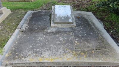 Picture of Patutahi cemetery, block PATH, plot 14.