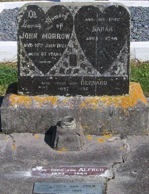 Picture of Patutahi cemetery, block PATI, plot 14A.