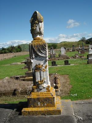 Picture of Patutahi cemetery, block PATI, plot 24.