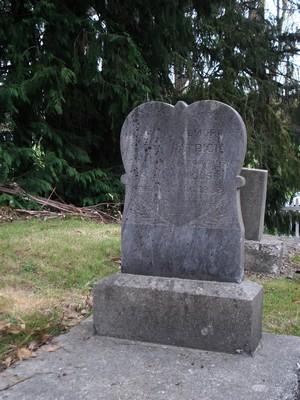 Picture of Ruatoria cemetery, block RUAA, plot 17.