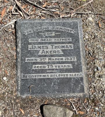 Picture of Ruatoria cemetery, block RUAA, plot 21.